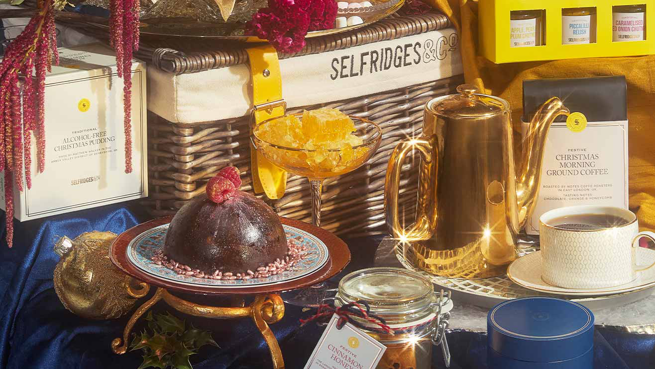 Our guide to: feel-good festive hampers