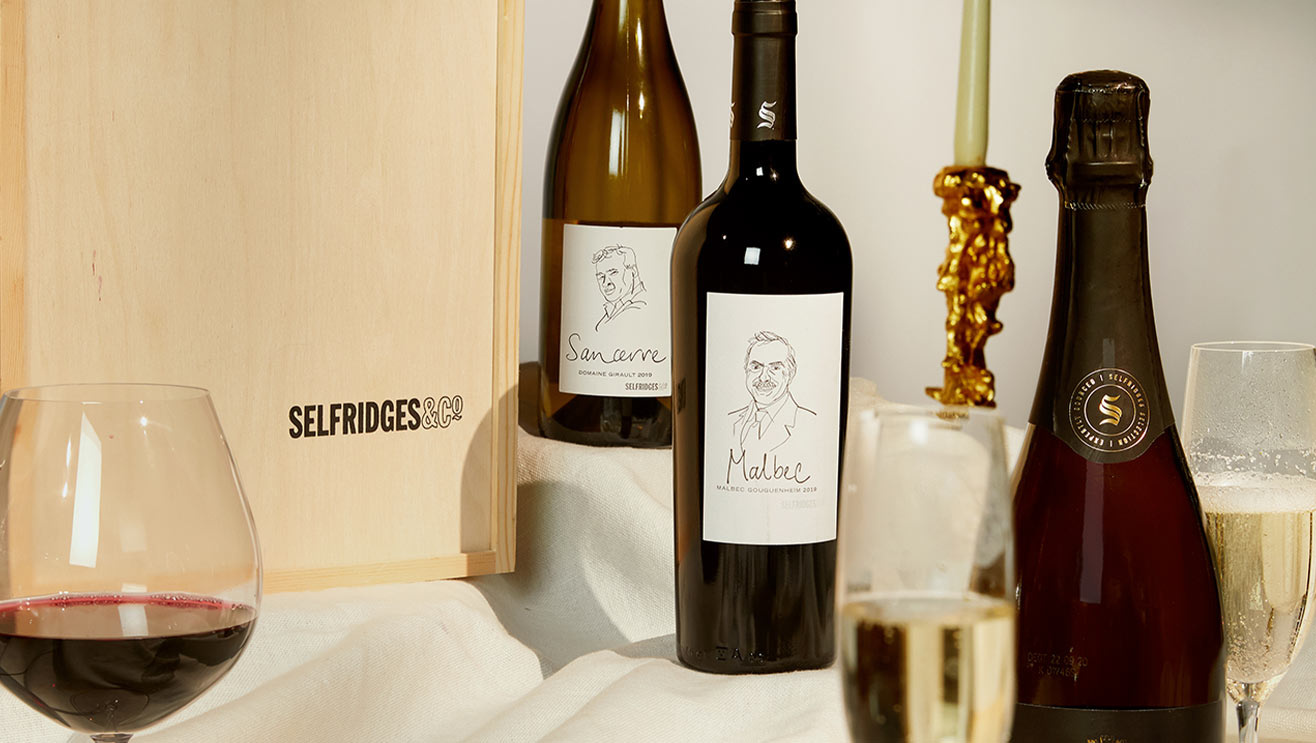 Celebration worthy wines