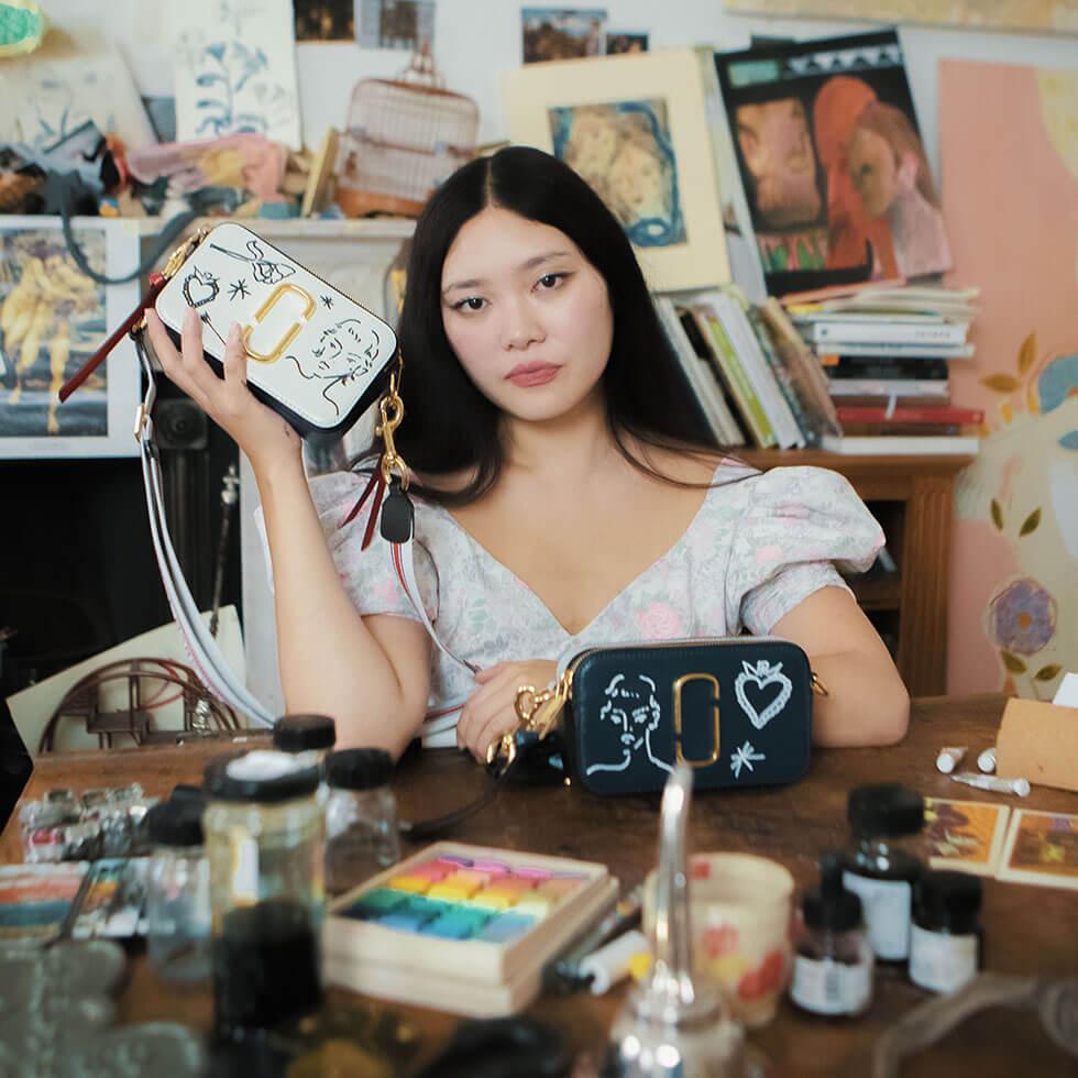 The Marc Jacobs x Faye Wei Wei
