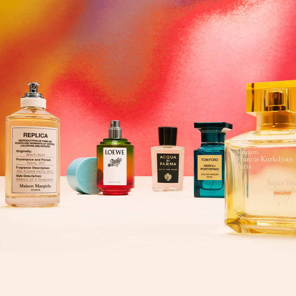Ultimate summer scents