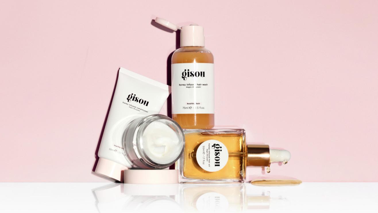 Introducing: Gisou haircare sets