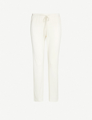 HANRO Aria stretch-jersey pyjama bottoms