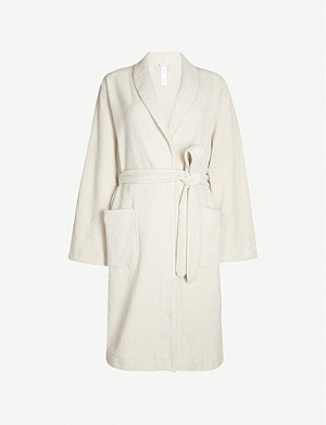 HANRO Towelling dressing gown