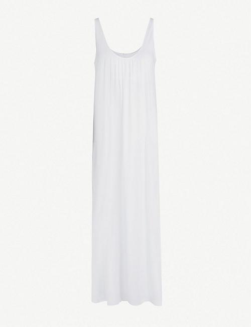 2bedfab5c320f SKIN Kaia cotton-jersey night dress