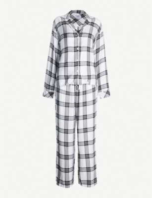 RAILS Checked pyjama set