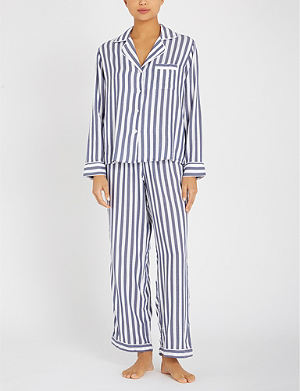 RAILS - Check flannel pyjama set  0d84c6254