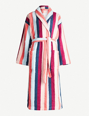 DESMOND AND DEMPSEY Medina towelling robe