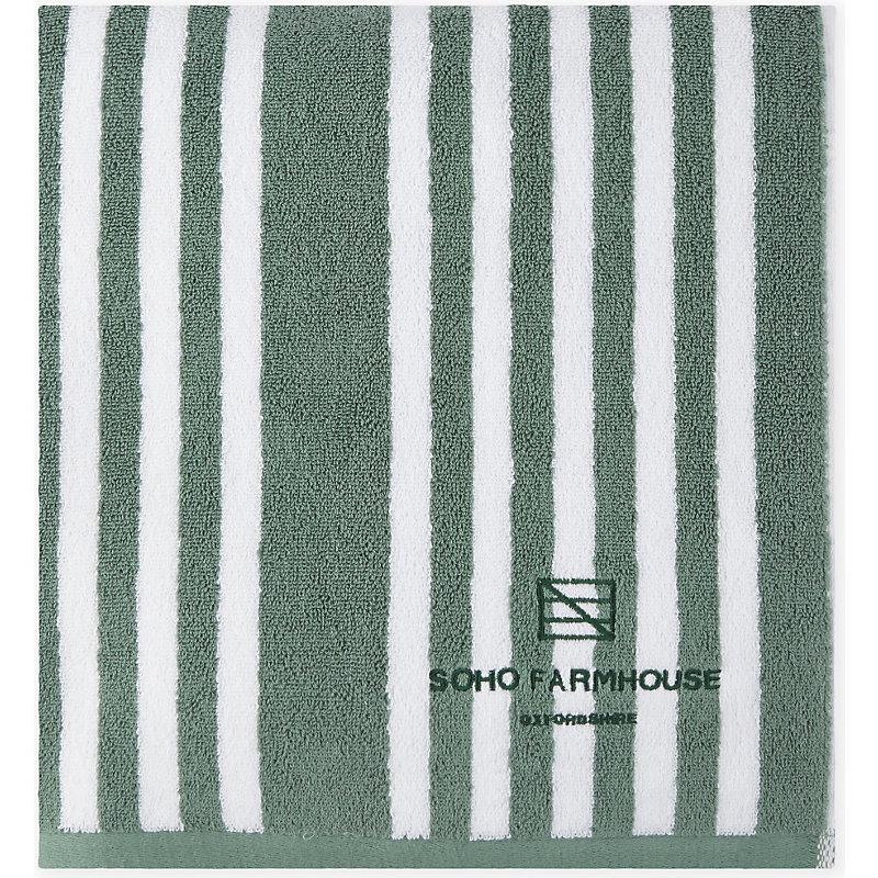 SOHO HOME Soho Farmhouse Cotton Pool Towel 180X99Cm