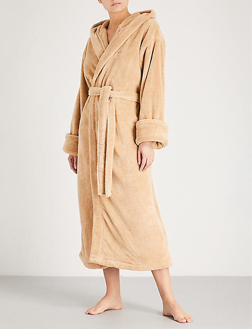 SOHO HOME House fleece dressing gown 7edac2dba