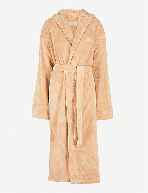 0cf5d45a65 SOHO HOME House fleece robe