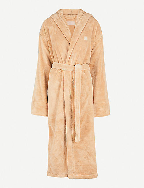 SOHO HOME House fleece dressing gown 389d02baa
