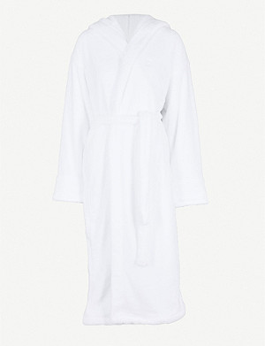 SOHO HOME House fleece dressing gown