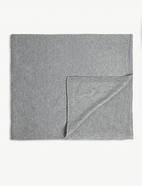 JOHNSTONS Cashmere throw