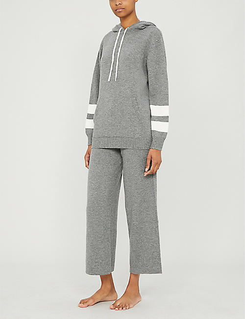 JOHNSTONS Stella cashmere hoody