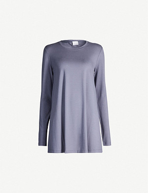 MAX MARA Nerine relaxed stretch-jersey pyjama top