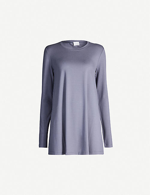27ab550b2 MAX MARA Nerine relaxed stretch-jersey pyjama top