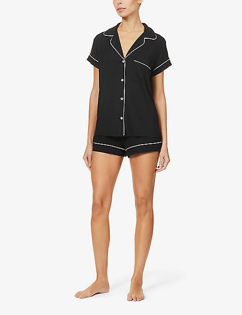 6fbc83f1db9 EBERJEY Gisele jersey pyjama set. Quick Shop