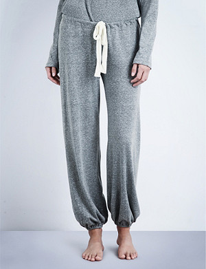 EBERJEY Heather jersey pyjama bottoms