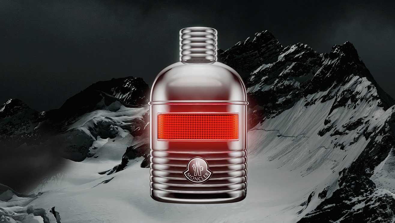Brand new: Moncler eau de parfum