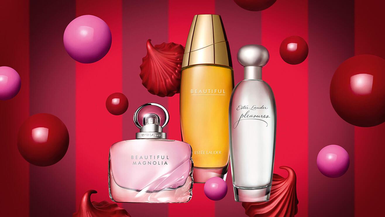 Unforgettable fragrances