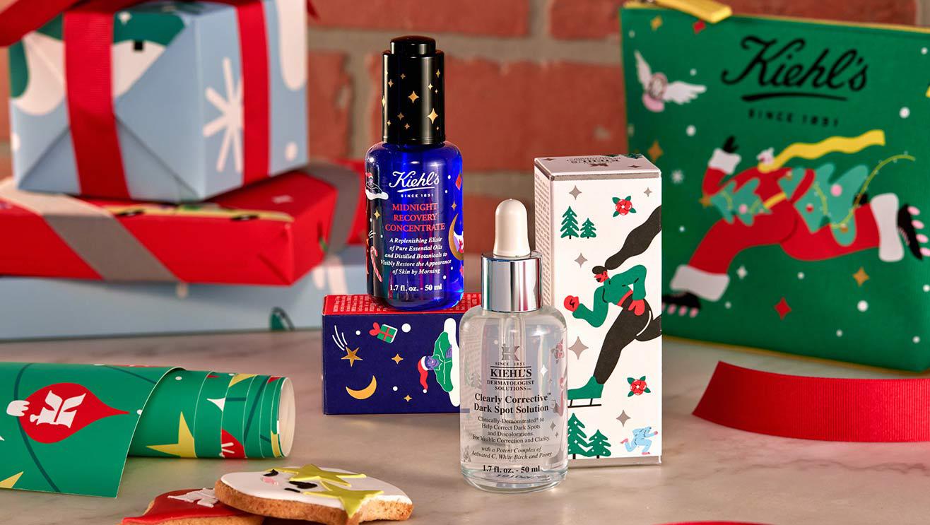Kiehl's Christmas collection