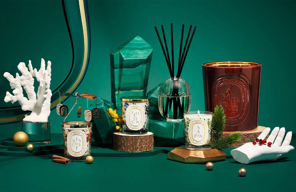 diptyque Christmas Collection