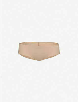 CALVIN KLEIN: Invisibles hipster briefs