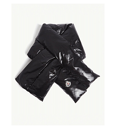 MONCLER - Sciarpa down-filled scarf  07080dffdfb