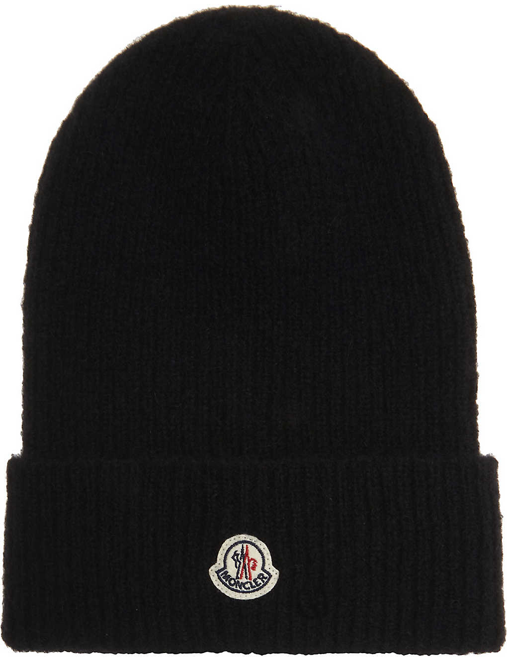 6ce752adc MONCLER - Cable knit wool-alpaca blend hat | Selfridges.com