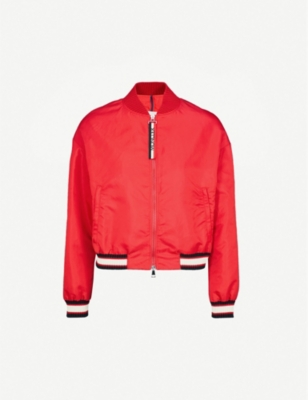 MONCLER Actinote shell bomber jacket