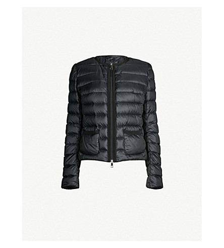 2e42f05d1 MONCLER - Christallette quilted shell coat