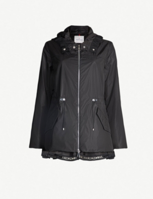 MONCLER Loty hooded shell jacket