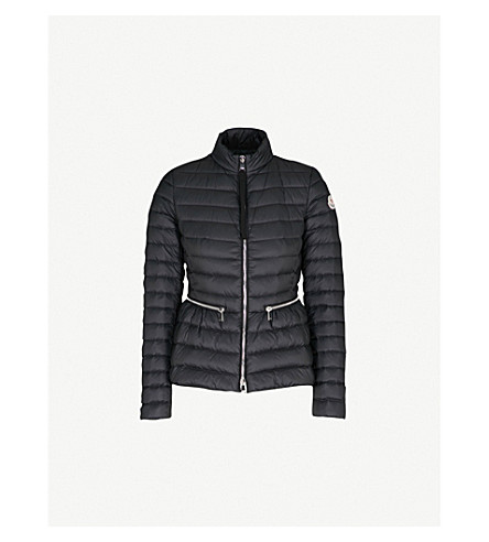 00137fe35819 MONCLER - Agate shell-down puffer jacket