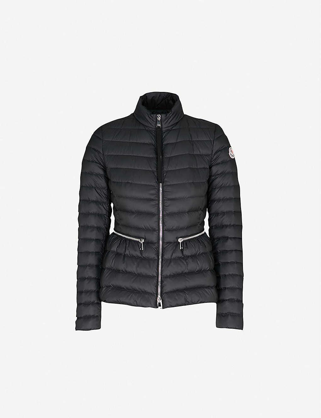 4872afa528d MONCLER - Agate shell-down puffer jacket | Selfridges.com