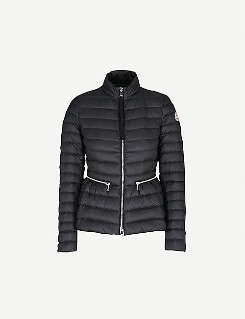 e168f456873 MONCLER Agate shell-down puffer jacket