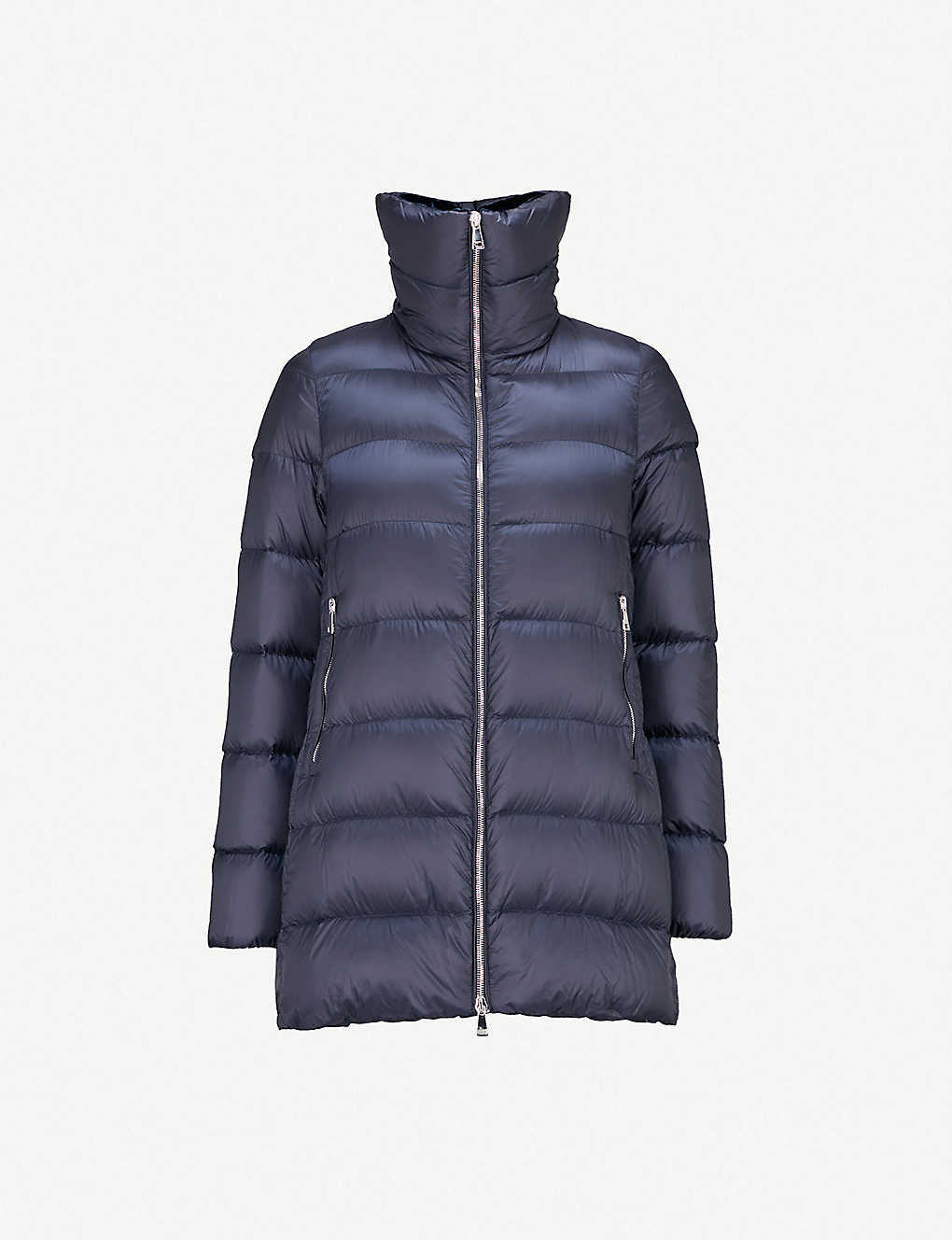 6060db099 MONCLER - Torcol quilted shell-down coat | Selfridges.com