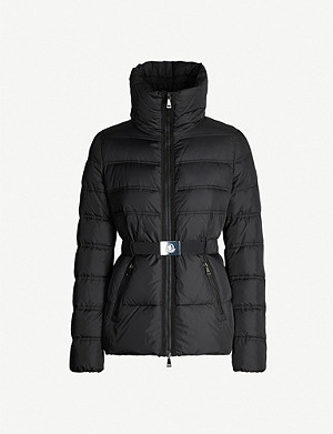 MONCLER Alouette high-neck padded shell jacket