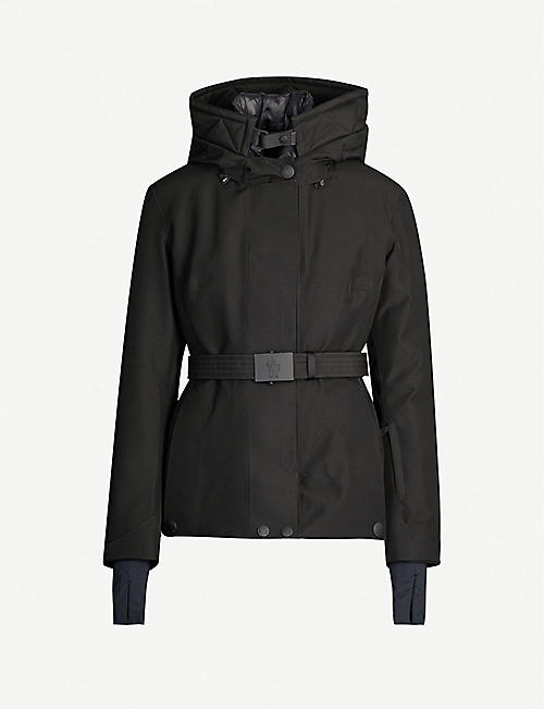 MONCLER Laplance hooded shell jacket