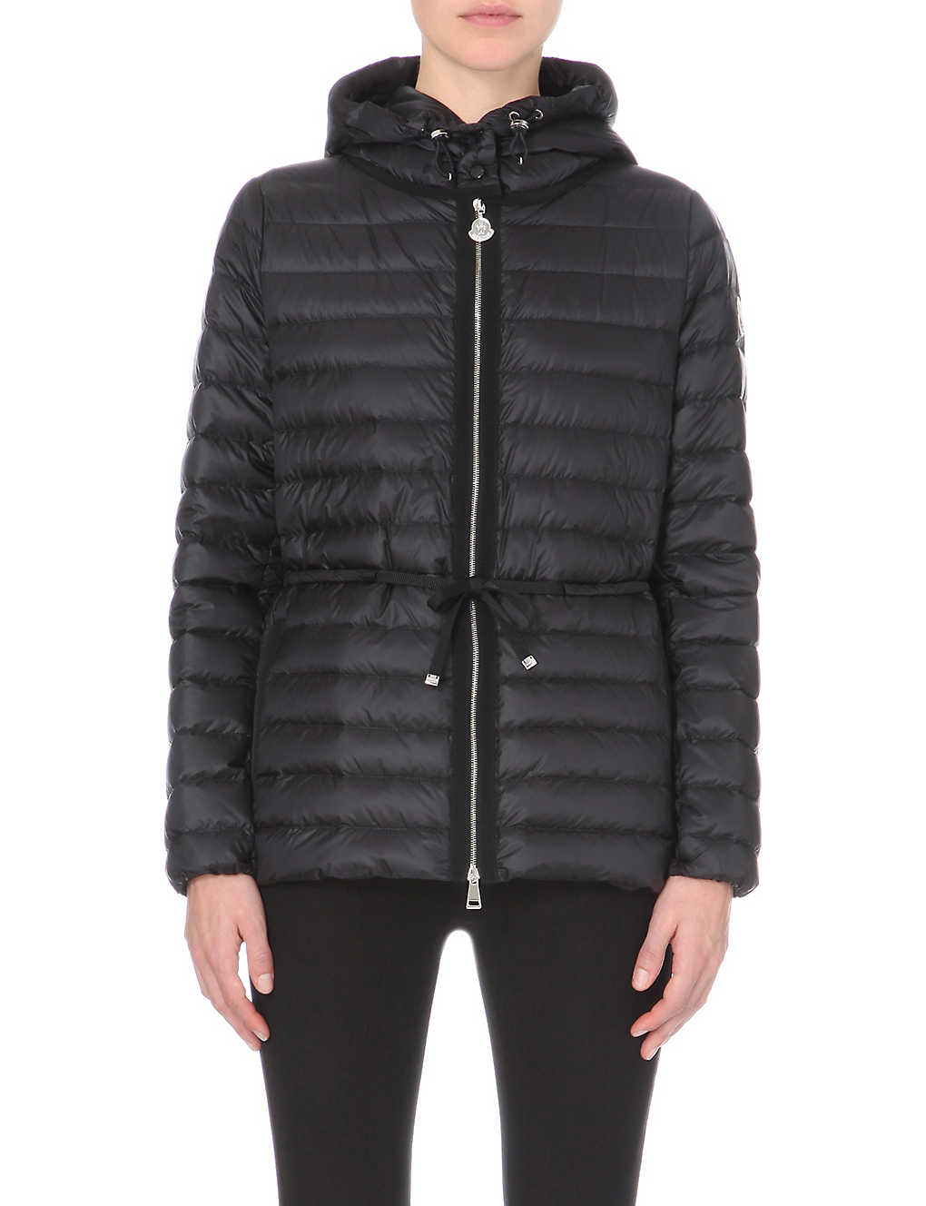 594c5b28c MONCLER - Raie quilted jacket   Selfridges.com