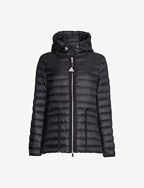 4ec645bc2189 MONCLER Raie hooded quilted coat