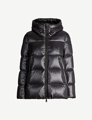 MONCLER Seritte hooded padded shell jacket