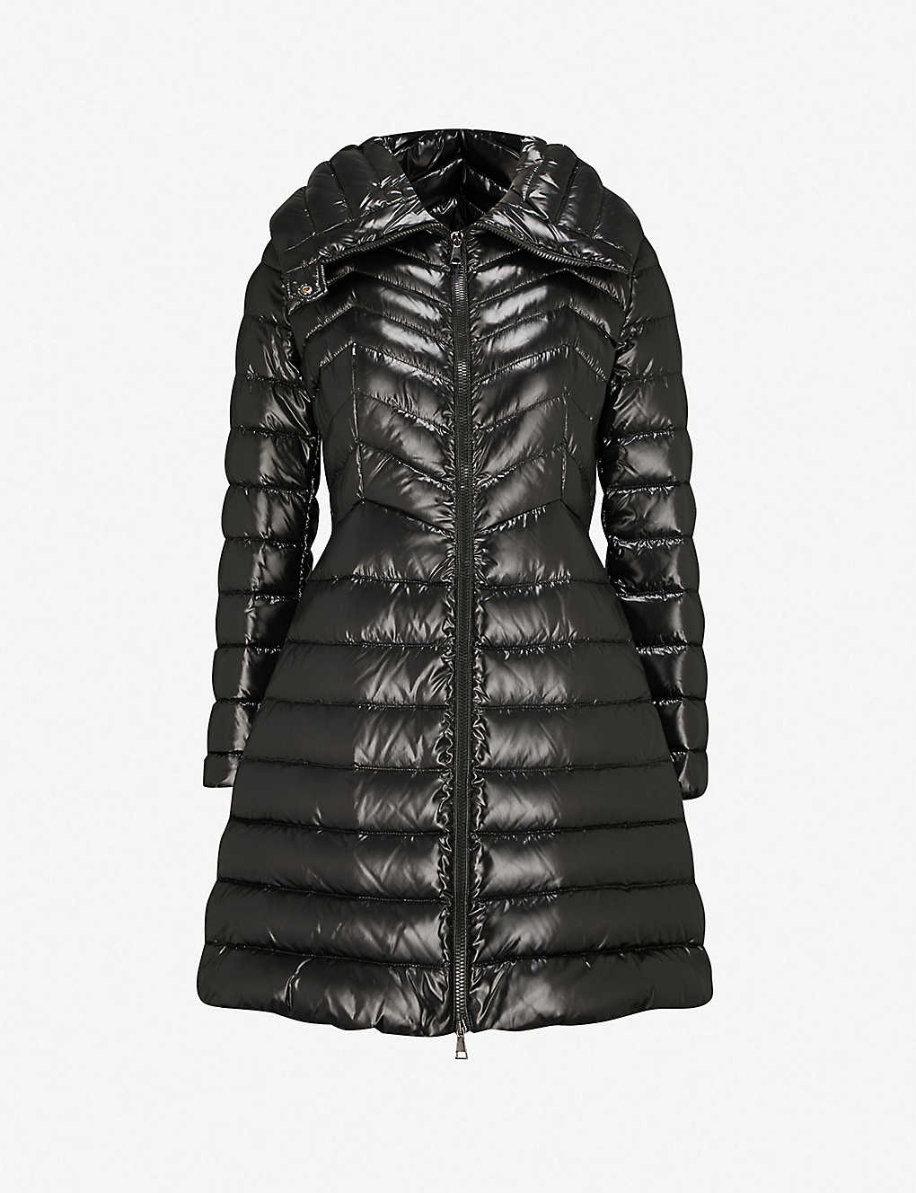 205b2f1bb7 MONCLER - Faucon quilted shell and down-blend coat | Selfridges.com