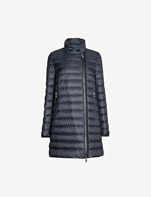 MONCLER Berlin quilted shell coat