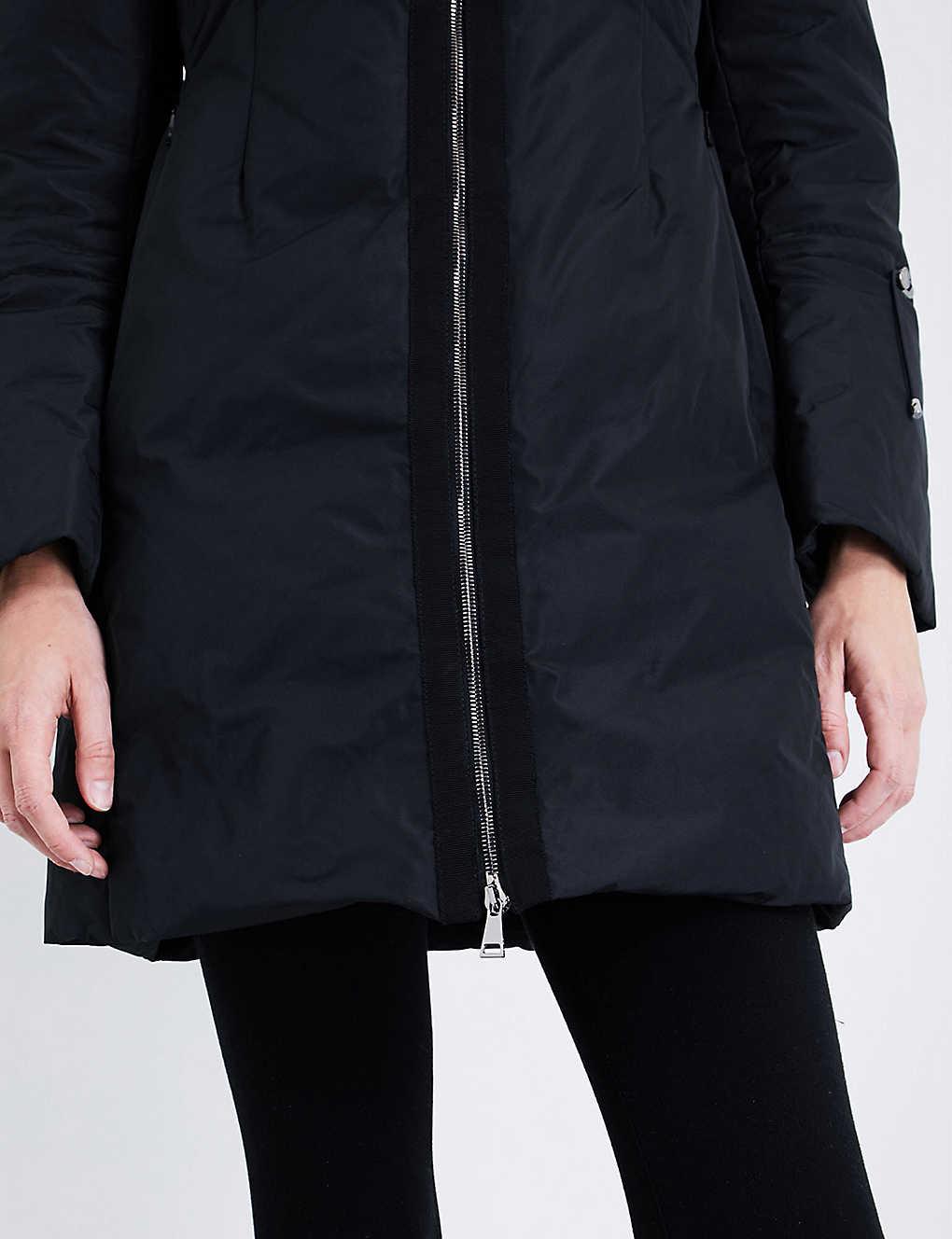 f4c9758a5 MONCLER - Alnus padded shell jacket | Selfridges.com