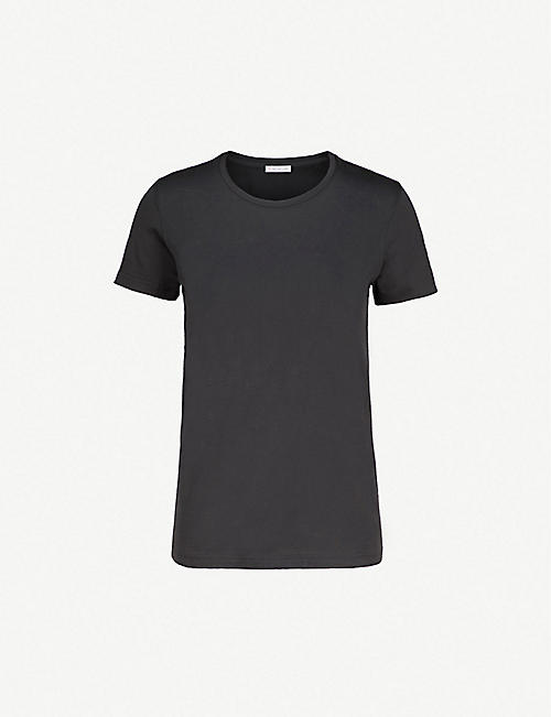 MONCLER Girocollo cotton-jersey T-shirt