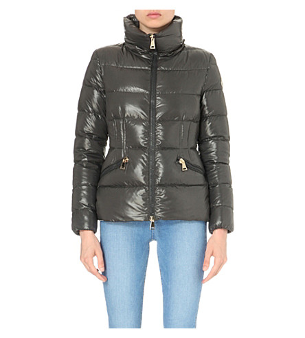 7a8f8e6ee MONCLER - Daphne quilted shell jacket