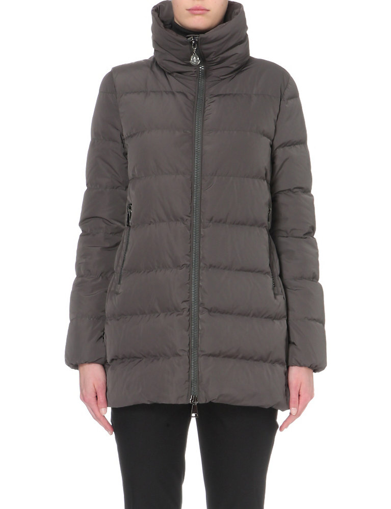 0be62f863 MONCLER - Petrea quilted shell jacket | Selfridges.com