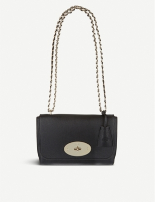 so cheap official images where to buy MULBERRY - Lily leather shoulder bag | Selfridges.com