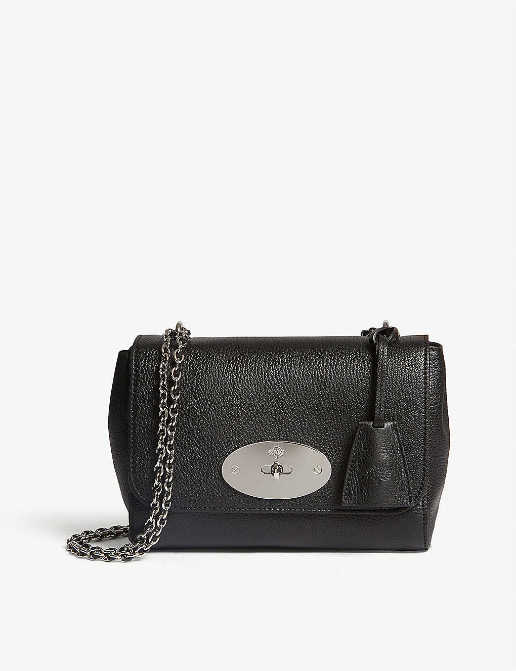 MULBERRY: Lily leather shoulder bag