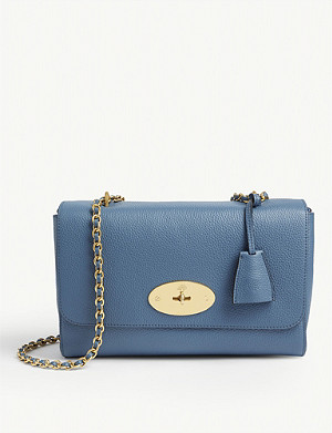 MULBERRY Lily medium grained-leather shoulder bag